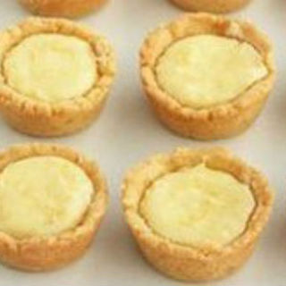 Mini Lemon Cream Tarts