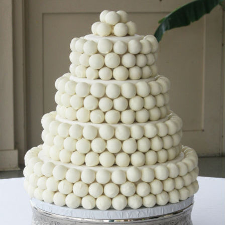 Cake Ball Display - Plain