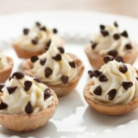 Mini Cannoli Tarts